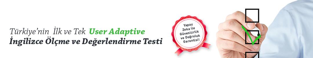 CATx User Adaptive Test Başvuru Formu