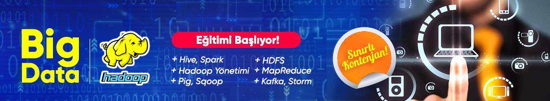 Hadoop ve Big Data Eğitimi