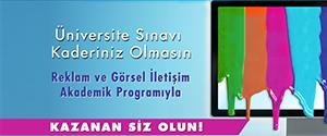 Reklam ve G�rsel �leti�im E�itimleri Ba�l�yor!