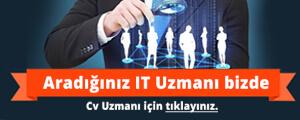 Aradığınız IT Uzmanı Bizde!