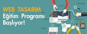 Bilişim Eğitim Merkezi Web Tasarım Eğitimleri Başlıyor