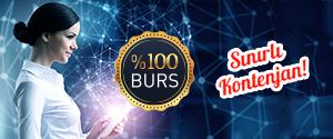 Yazılım (Web ve Mobil Programlama), Sistem (Sistem ve Ağ Yönetimi) ve Kurumsal Kaynak Planlama ve Veri Analizi (ERP) Eğitimlerinde %100 Burs Fırsatı!