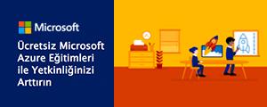 Microsoft Azure Eğitimleri ile Yetkinliğinizi Arttırın