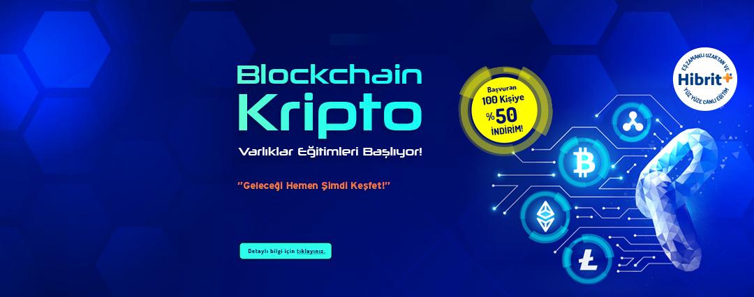 Block Chain Kripto Varlıklar Eğitimi